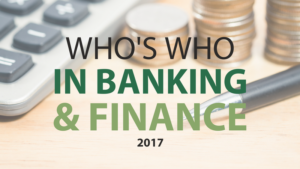 WHOS-WHO In Banking and Finance