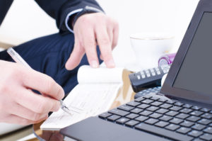 tracking accounts and expenses