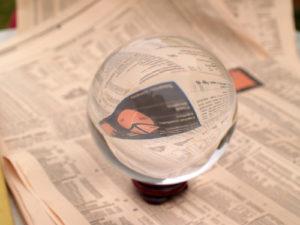 crystal ball market timing