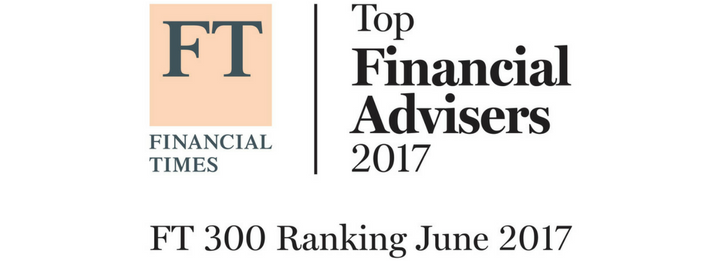 Financial Times - Top Financial Advisers 2017