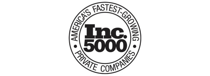Inc. 5000 Fastest Growing Private Companies