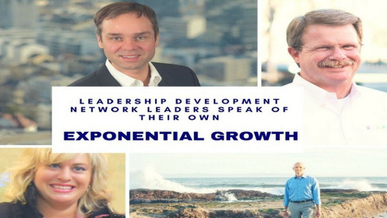 Grow Exponentially as a Leader