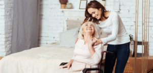 Family caregiver for aging family members
