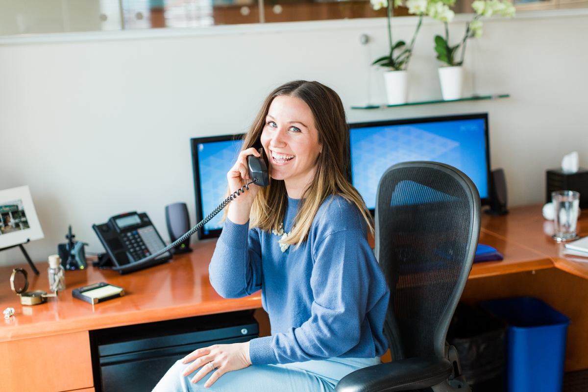 Jenna Rogers, Client Advisor