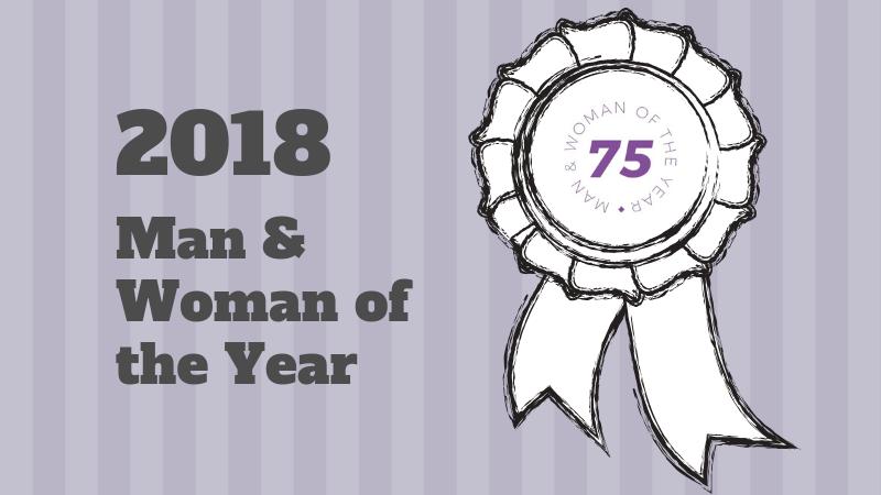 75th Man and Woman of the Year - Santa Barbara Foundation
