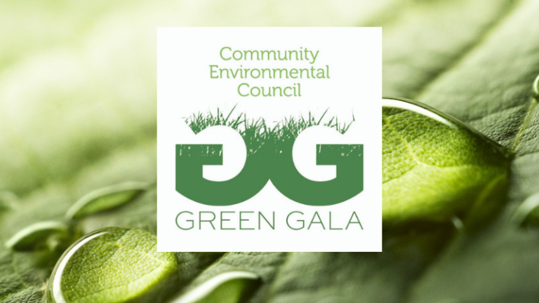 2018 Community Environmental Council Gala