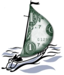 successful financial planning - wind in the sail