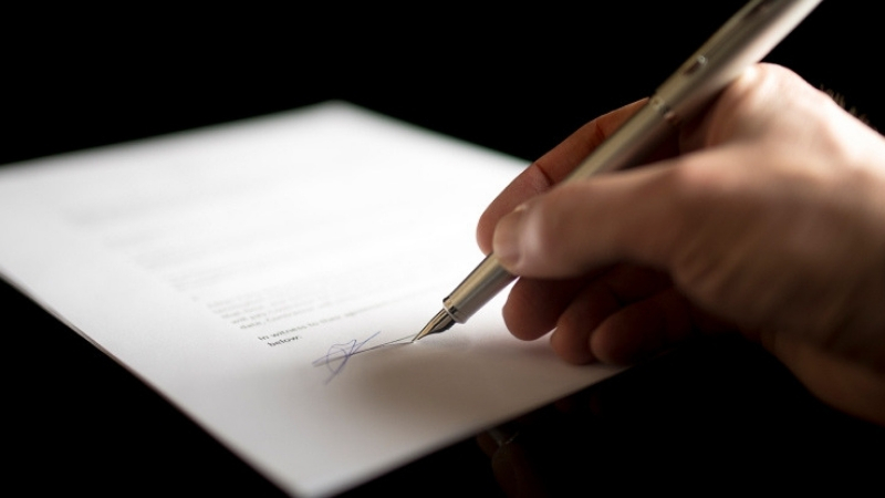 writing a will for estate planning