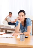 couple considering risk management