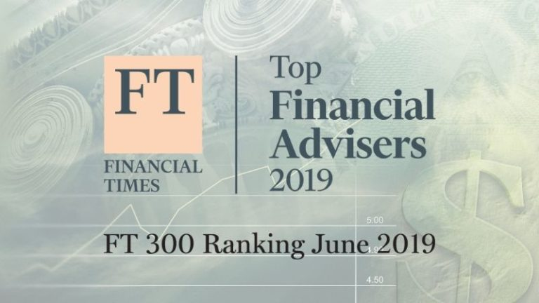 2019 Top Financial Advisors List