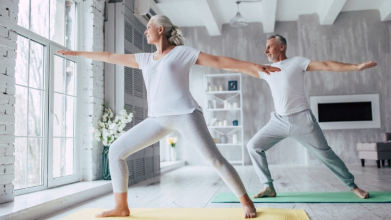 Senior Yoga for Longevity