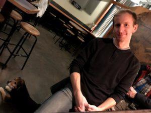 Shane Holt, Client Advisor Associate