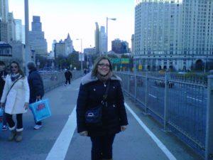 Abby in New York City