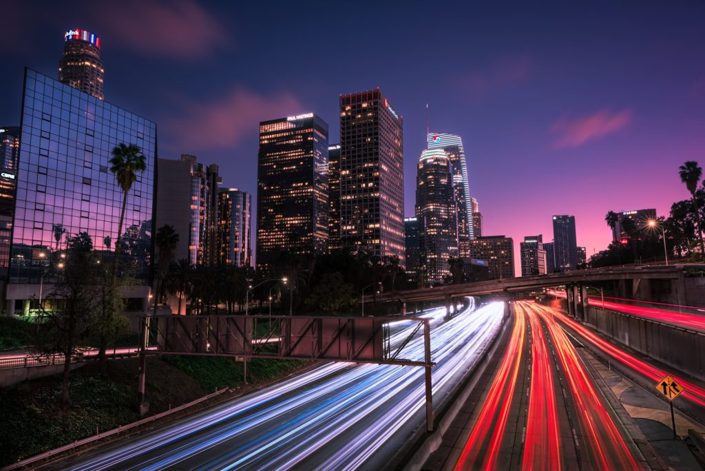 Photo taken by Greg Smith in downtown Los Angeles