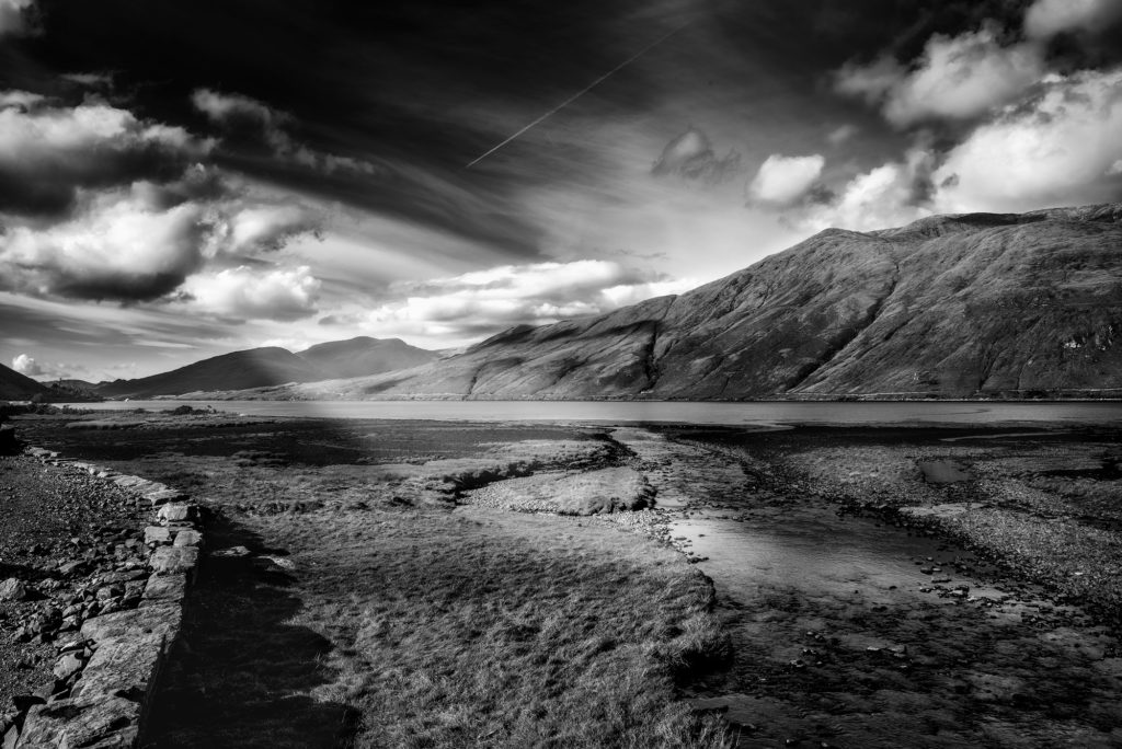 Photo of the Wild Atlantic Way in Ireland taken by Greg Smith