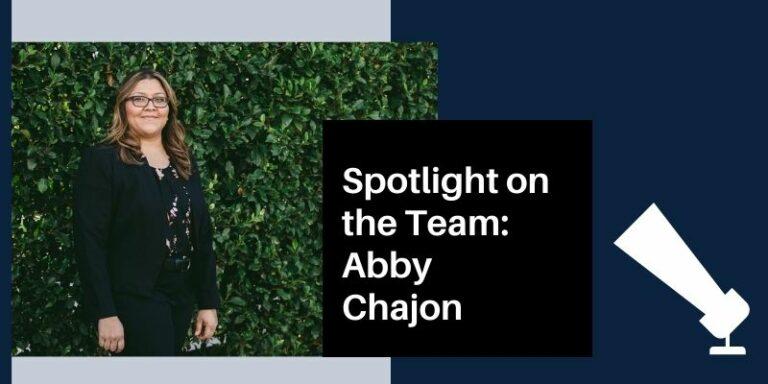Spotlight on Abby Chajon