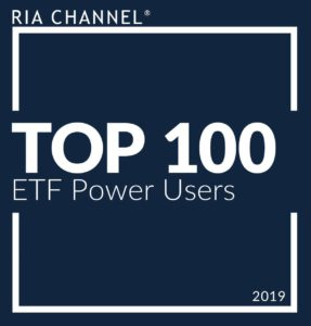 RIA database Top 100 ETF Power Users