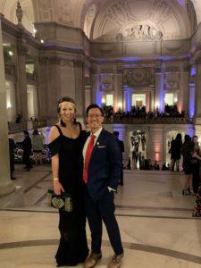 Long Tran at the MMSF Gala