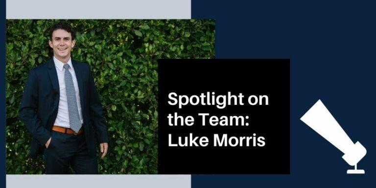 Spotlight on Luke