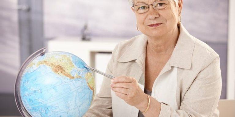 giving back after retirement