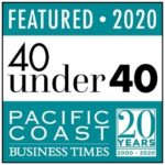 Top 40 Under 40 2020