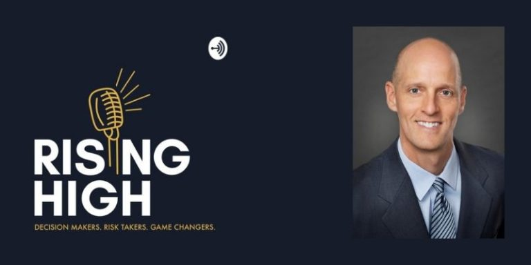 The Science Behind a Billionaire Mind: Seth Streeter on the Rising High Podcast