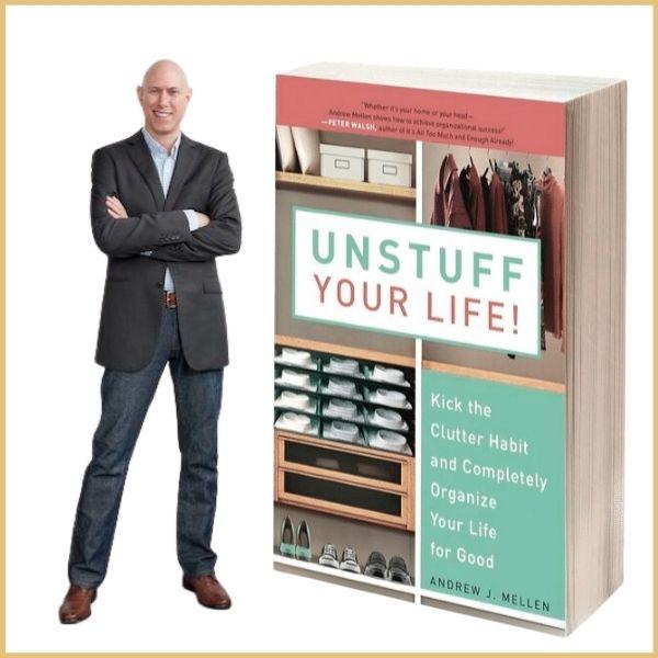 Author Andrew Mellen INSPIREDtalk
