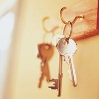 Home for keys INSPIREDtalk Mission Wealth Un-Stuff Your Life Andrew Mellen