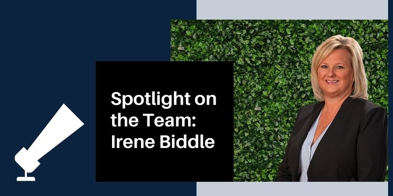 Spotlight on Irene Biddle