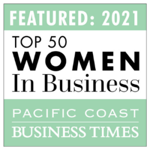 Top women in business 2021