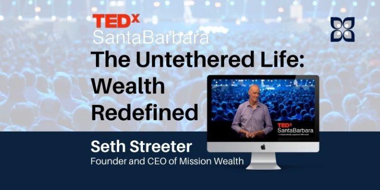 Watch Seth Streeter's TEDtalk