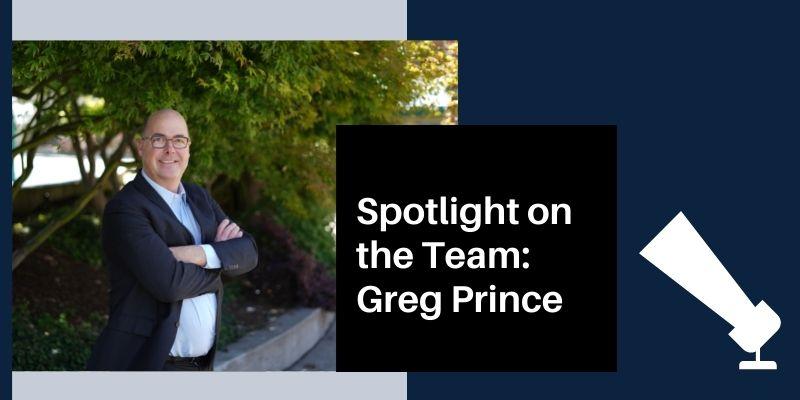 Spotlight on Greg Prince