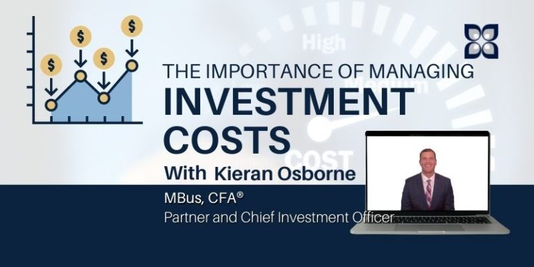 The importance of managing investment costs