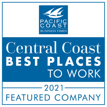 Central Coast Best Places to Work 2021