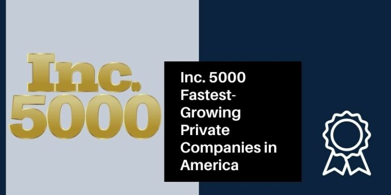 Mission Wealth Named on the 2021 Inc. 5000 List – America's Fastest-Growing Private Companies