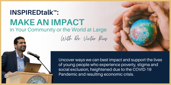 INSPIREDtalk with Dr. Rios