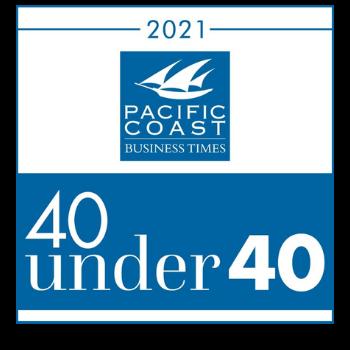 2021 Top 40 Under 40