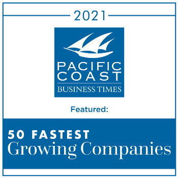 Fastest Growing Company 2021